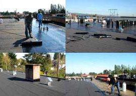SBS防水卷材工程实例