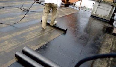 SBS防水卷材工程